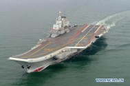 Chinese Inexperience A Factor In Warships' Near-Miss, Says U.S. Admiral