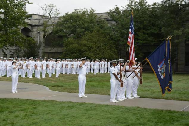 SUNY Maritime Homecoming 2013. Photo courtesy SUNY Maritime College