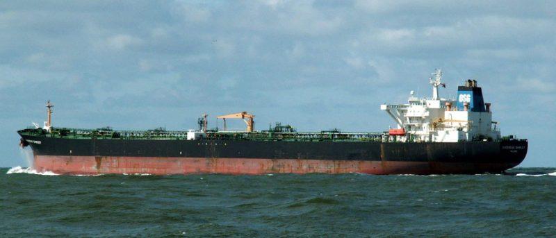 overseas shirley tanker osg