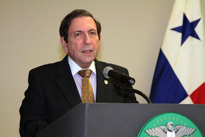panama Foreign Minister Fernando Nunez Fabrega