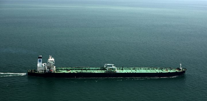 dht ann vlcc supertanker