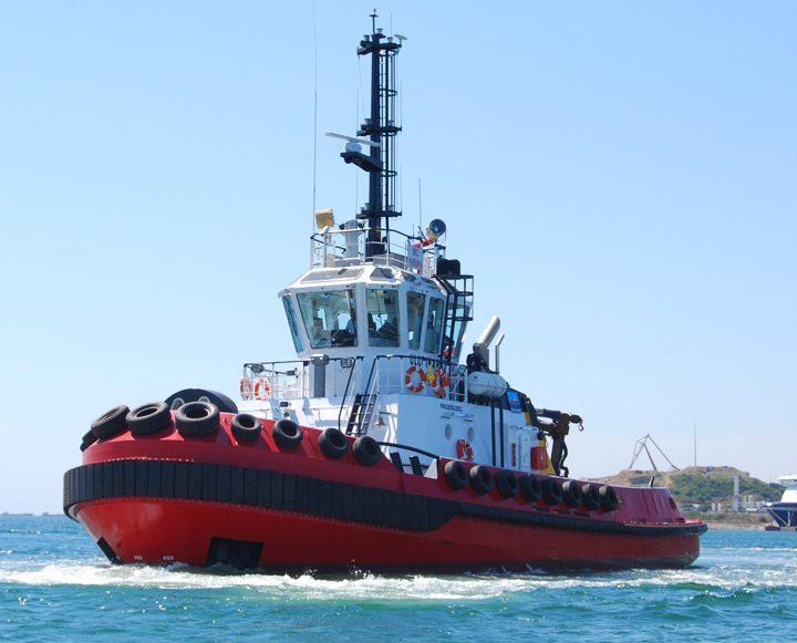 ulupinar XVII tugboat sanmar