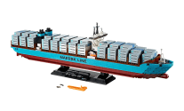 Lego Triple E Maersk Ship