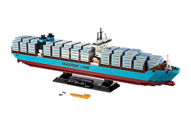 Lego Triple E Maersk Ship