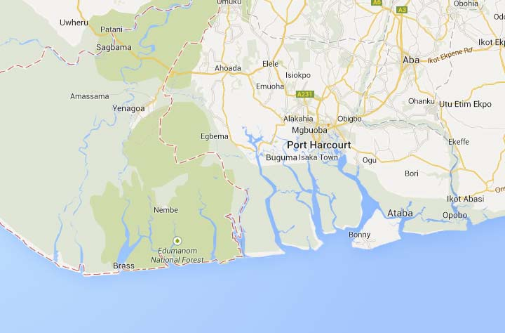 nembe port harcourt nigerian delta nigeria