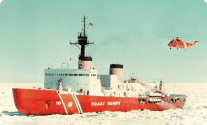 Maritime Monday for January 13th, 2014 – Hard Water Sailing; Encore Edition