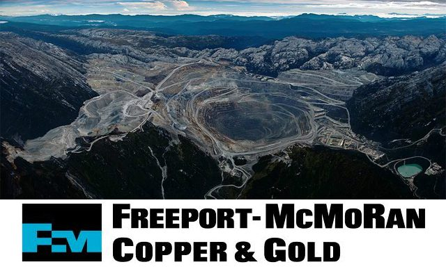 Freeport-McMoRan Copper & Gold