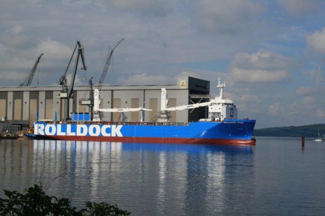 Rolldock Star. Photo courtesy FSG