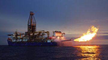 anadarko deepwater millenium transocean mozambique well test