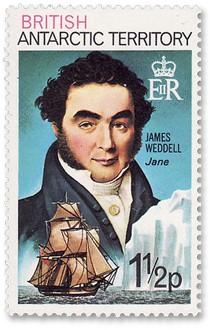 weddell stamp