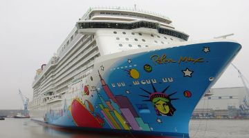 Crew Member Dies During Rescue Boat Drill Aboard Norwegian Breakaway, Three Others Injured -Update