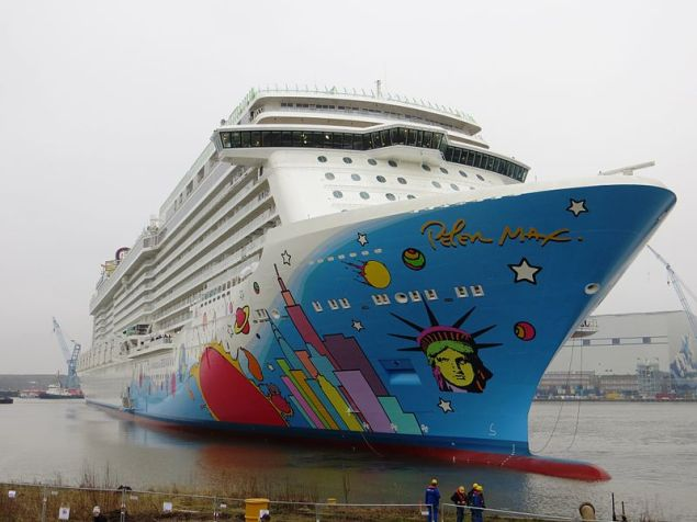 Norwegian Breakaway file photo