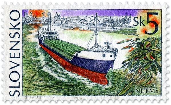 Cargo ship NL EMS
