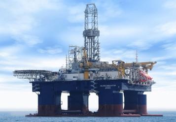 island innovator drilling rig