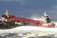 Green Light to Remove Broken LUNO Bulker from French Beach
