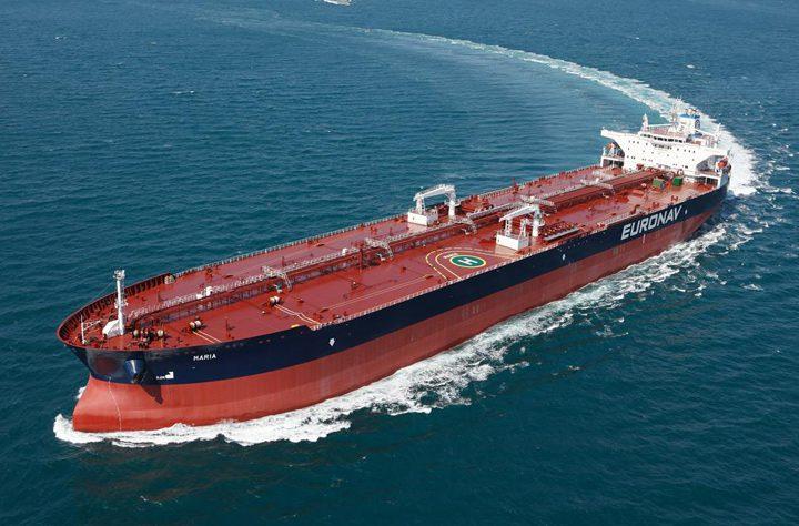 euronav tanker maria