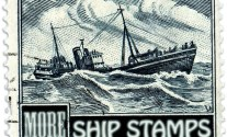 Maritime Monday for February 3rd, 2014: More Ship Stamps