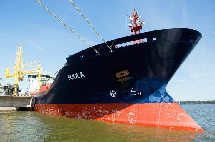 neste oil tanker suula