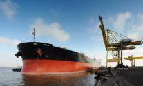 cargo ship shipping container maritime