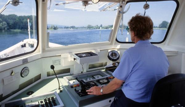 Workboat training at MPT USA.