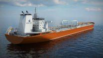 Wärtsilä Unveils New Aframax Tanker Design