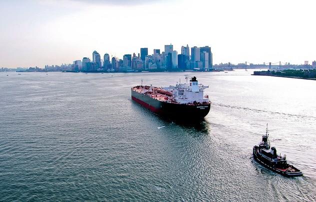 european spirit tanker teekay suezmax