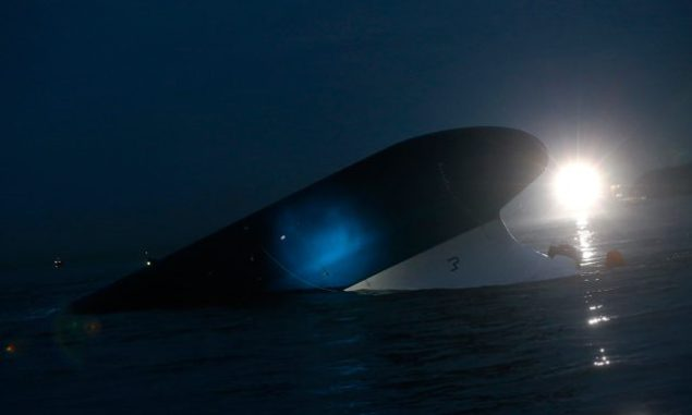 sewol sinking