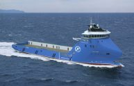 Fafnir Offshore Orders Hybrid Battery-Powered Arctic PSV