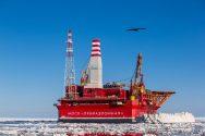 Gazprom Ships First Arctic Oil from Controversial Prirazlomnoye Platform