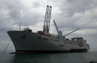 General Dynamics Will Continue to Operate Military Sealift Command's LMSRs