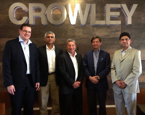 crowley accord acquisition