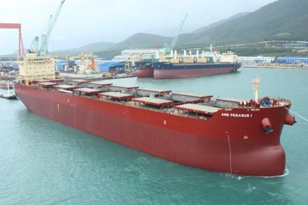 82,000 dwt bulk carrier kamsarmax