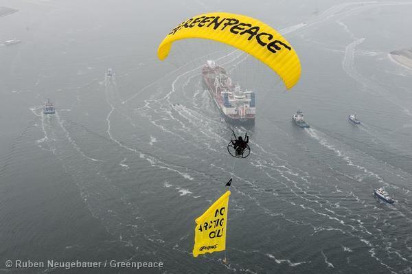 greenpeace Mikhail Ulyanov protest
