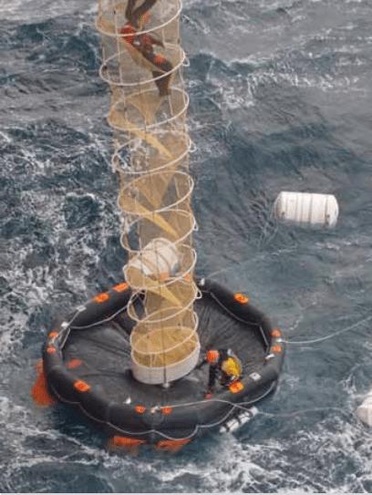 viking life safety chute evacuation