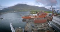 Kleven Launches Latest Eidesvik Construction Vessel