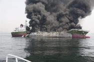 Divers Locate Missing Captain Following Japan Tanker Blast