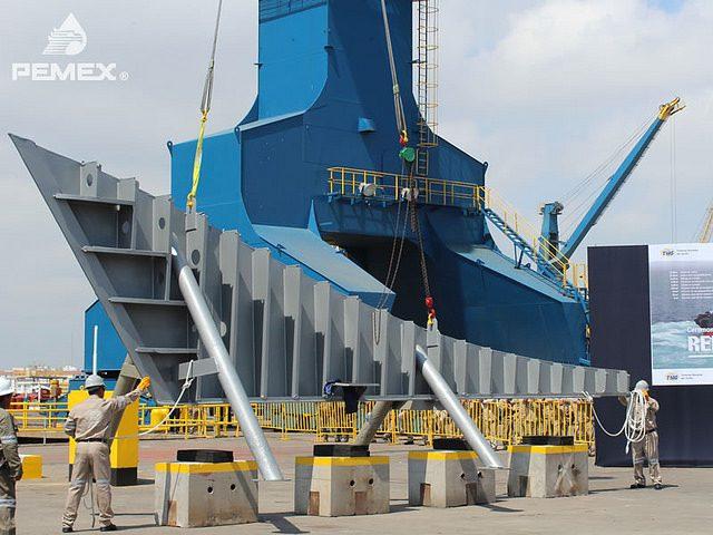 Talleres Navales del Golfo shipyard