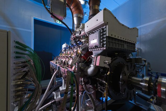 Gas Engine MTU Series 4000