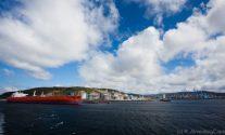 SPOTD: Eagle Sydney Loads Condensate at Kårstø