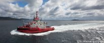 SPOTD: Buksèr og Berging's LNG-Powered Tugs Support Kårstø