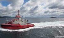 SPOTD: Buksèr og Berging's LNG-Powered Tugs Support Kårstø