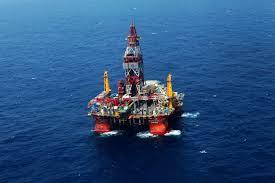 Nanhai 9 drilling platform