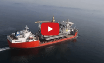 VIDEO: Valemon Topside Departs South Korea Shipyard