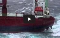 WATCH: Epic Rough Seas Medevac Video