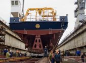 Alexei Rakhmanov Takes Top Position at Russia's United Shipbuilding Corp