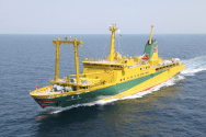 MHI Delivers 'Super Eco' Cargo-Passenger Ship