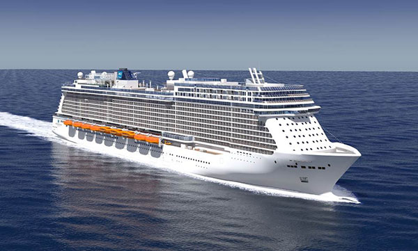 Illustration of the Breakaway Plus-class courtesy Norwegian Cruise Lines