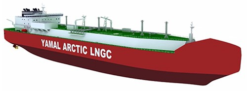 mol yamal lng carrier