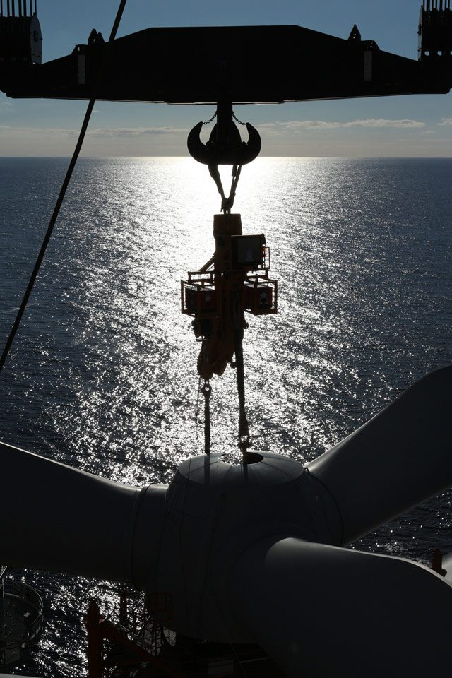 wind farm GT 1 innovation offshore