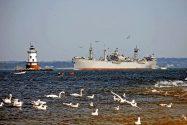 Visit the Liberty Ship S.S. JOHN W. BROWN